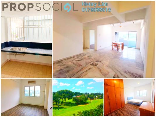 For Sale Condominium at Sri Permata, Shah Alam Freehold Semi Furnished 2R/2B 350k