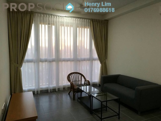 For Rent Serviced Residence at Sentrio Suites, Desa Pandan Freehold Fully Furnished 3R/2B 3.5k