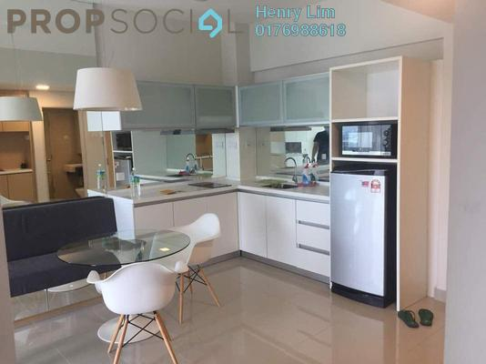 For Rent Serviced Residence at Dex @ Kiara East, Jalan Ipoh Freehold Fully Furnished 2R/1B 1.7k