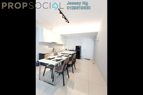 Serviced Residence For Sale in Ipoh New Town, Ipoh Freehold Unfurnished 2R/2B 357k