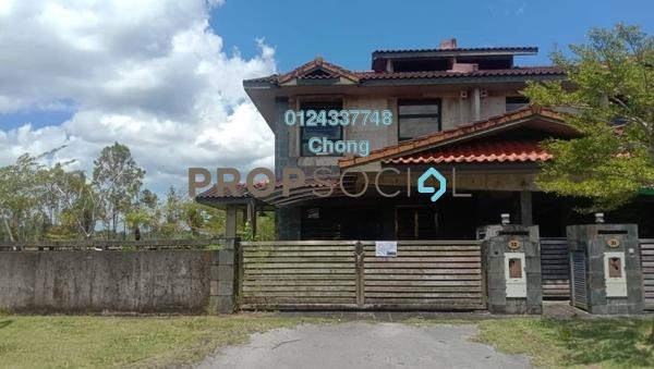 Terrace For Sale in Taman Matang Jaya, Kuching Freehold Unfurnished 4R/3B 394k