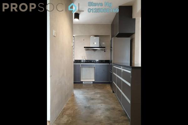 Condominium For Sale in Danau Impian, Taman Desa Freehold Semi Furnished 3R/2B 380k