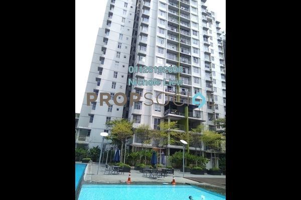 Condominium For Sale in Midfields, Sungai Besi Freehold Semi Furnished 3R/2B 510k