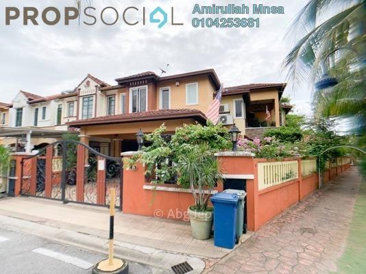 Terrace For Sale in Damai Rasa, Alam Damai Freehold Semi Furnished 6R/7B 2.3m