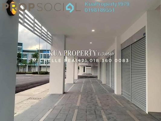 Shop For Rent in Tabuan Tranquility, Kuching Freehold Unfurnished 0R/0B 1.3k