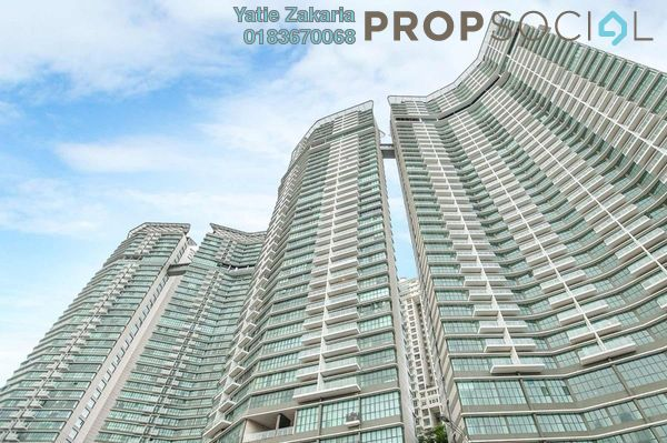 Condominium For Rent in Setia Sky Residences, KLCC Freehold Fully Furnished 4R/3B 4k