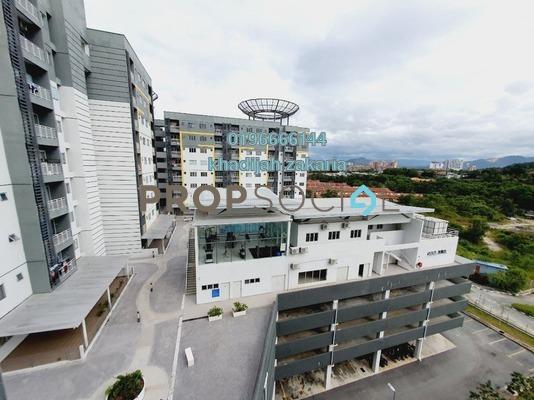 Condominium For Rent in Permata Residence, Bandar Sungai Long Freehold Semi Furnished 3R/2B 1k
