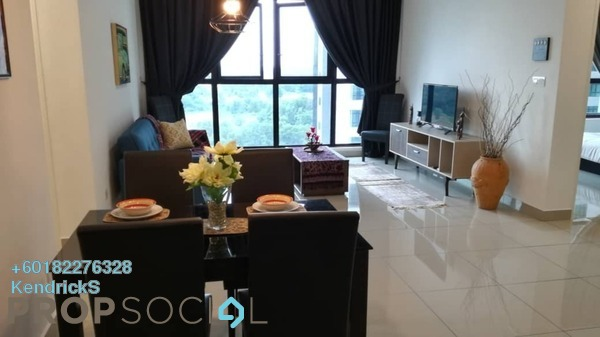 Condominium For Rent in Conezión, IOI Resort City Freehold Fully Furnished 3R/2B 2.5k