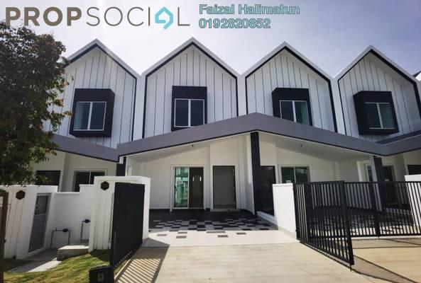 Terrace For Rent in Taman Pelangi Semenyih, Semenyih Freehold Unfurnished 4R/3B 1k