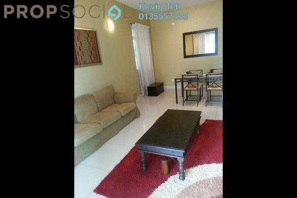 For Rent Condominium at Ceriaan Kiara, Mont Kiara Freehold Fully Furnished 3R/3B 3.5k