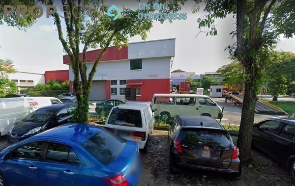 For Rent Factory at Taman Perindustrian Puchong, Puchong Freehold Unfurnished 0R/0B 19k