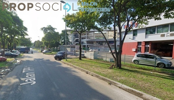 For Sale Factory at Taman Perindustrian Puchong, Puchong Freehold Unfurnished 0R/0B 13.5m