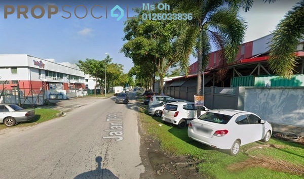 For Sale Factory at Taman Perindustrian Puchong, Puchong Freehold Unfurnished 0R/0B 6.2m