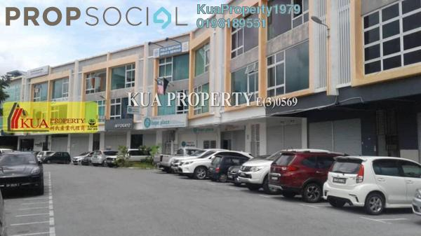 For Rent Shop at Tabuan Tranquility, Kuching Freehold Unfurnished 0R/0B 1.2k