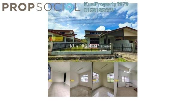 For Rent Semi-Detached at Tabuan Laru, Kuching Freehold Unfurnished 4R/2B 1.5k