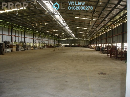 Factory For Rent in Jalan Sungai Lalang, Semenyih Freehold Unfurnished 0R/0B 130k