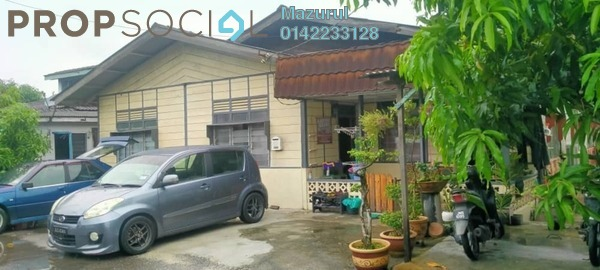 Land For Sale in Taman Tampoi Indah, Johor Bahru Freehold Unfurnished 4R/0B 240k