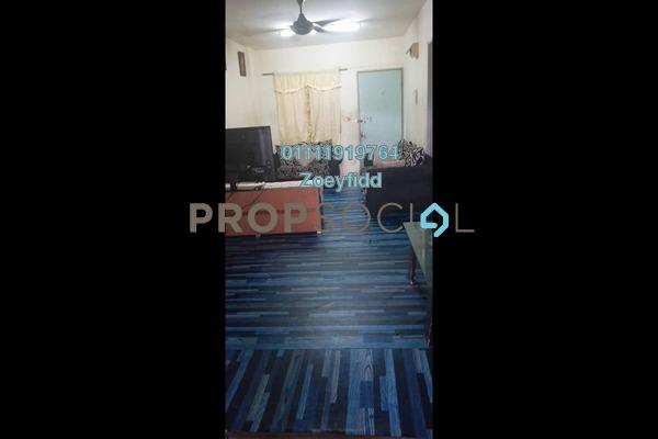For Sale Apartment at Taman Industri Lembah Jaya Flat, Ampang Freehold Unfurnished 3R/2B 170k