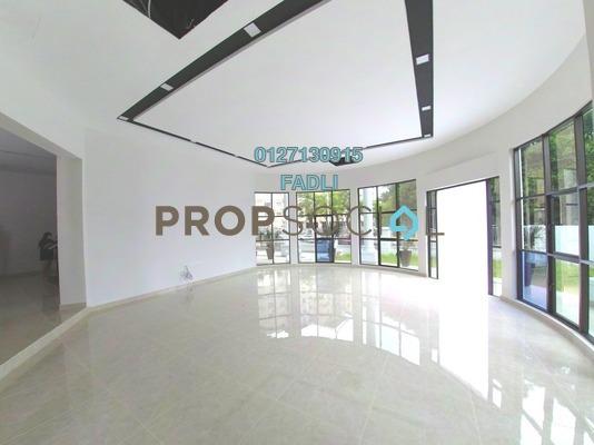 Bungalow For Sale in Taman Bukit Jaya, Johor Bahru Freehold Fully Furnished 8R/9B 5.5m