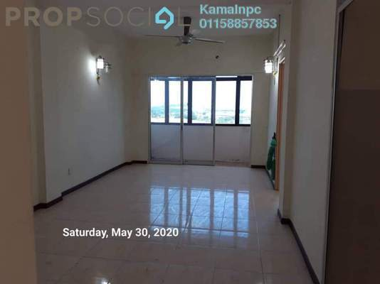 For Sale Apartment at Delima Intan Apartment, Juru Freehold Unfurnished 3R/2B 240k