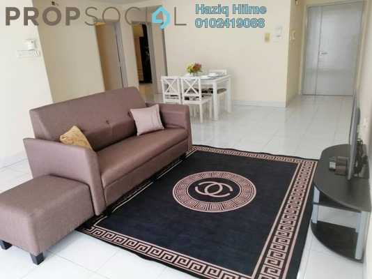 Condominium For Rent in Cyberia Crescent 1, Cyberjaya Freehold Fully Furnished 3R/2B 1.3k