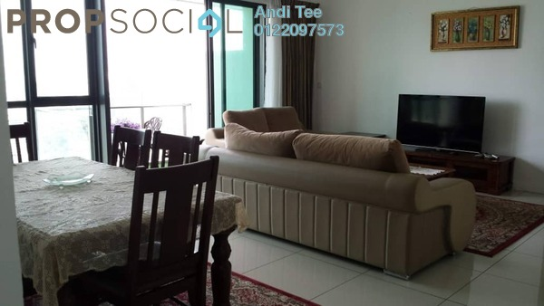 For Rent Condominium at Setia Sky Residences, KLCC Freehold Fully Furnished 3R/4B 5k