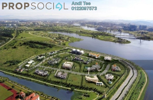 For Sale Land at Perdana Lakeview East, Cyberjaya Freehold Unfurnished 0R/0B 3.1m