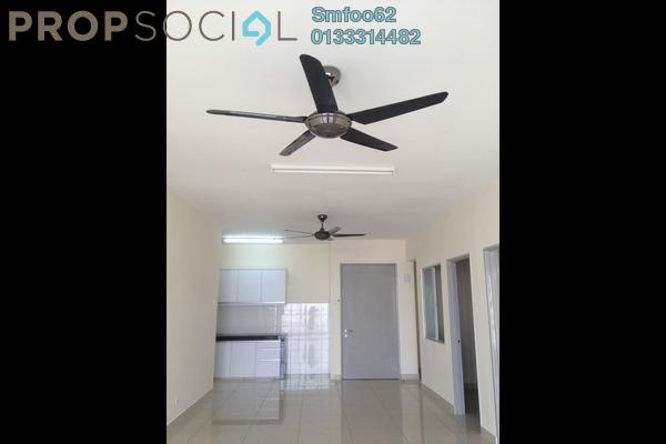For Rent Condominium at Platinum Lake PV20, Setapak Freehold Semi Furnished 4R/2B 1.4k