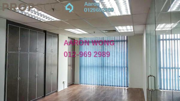 For Rent Office at Solaris Dutamas, Dutamas Freehold Semi Furnished 1R/0B 3.2k
