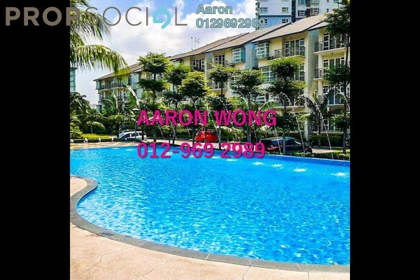 Condominium For Sale in Desa Impiana, Puchong Freehold Semi Furnished 3R/2B 400k