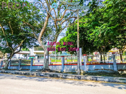 Terrace For Sale in Taman Dahlia, Bukit Beruang Freehold Semi Furnished 4R/3B 568k