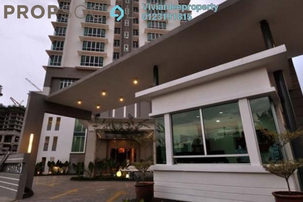 Condominium For Sale in Aston Kiara 3, Mont Kiara Freehold Fully Furnished 4R/3B 700k