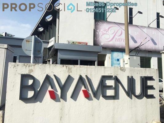 Shop For Rent in BayAvenue, Bayan Indah Freehold Semi Furnished 0R/0B 4.5k