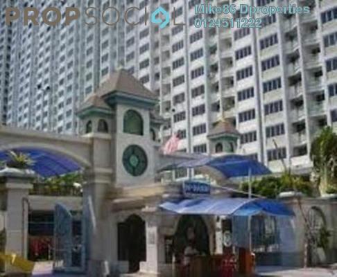 For Rent Condominium at N-Park, Batu Uban Freehold Fully Furnished 3R/2B 1.05k