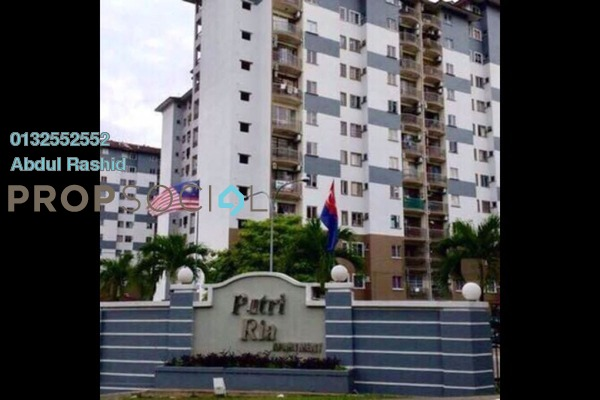 Terrace For Sale in Taman Megah Ria, Pasir Gudang Freehold Unfurnished 3R/1B 450k