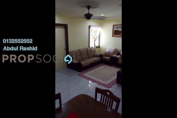 Apartment For Sale in Taman Impian Indah, Sungai Buloh Freehold Semi Furnished 3R/2B 275k