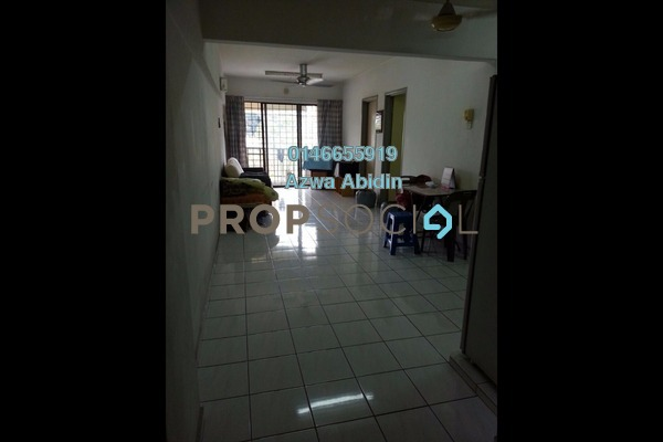For Sale Condominium at Section 9, Shah Alam Leasehold Unfurnished 3R/2B 270k