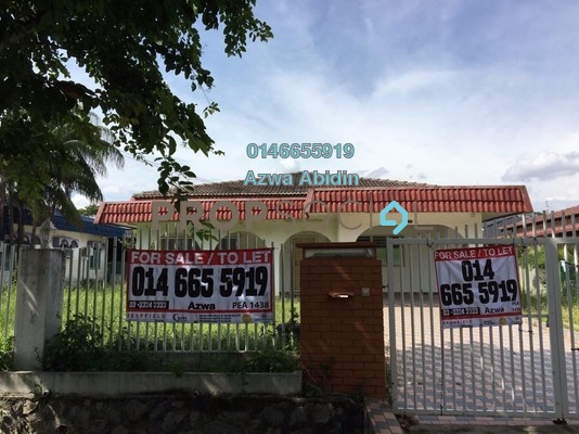 For Rent Bungalow at Taman Sri Andalas, Klang Leasehold Unfurnished 0R/0B 2.5k