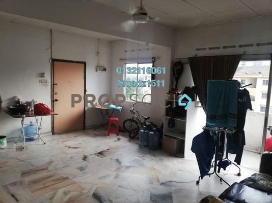 For Sale Apartment at Goodyear Court 3, UEP Subang Jaya Freehold Unfurnished 3R/2B 320k