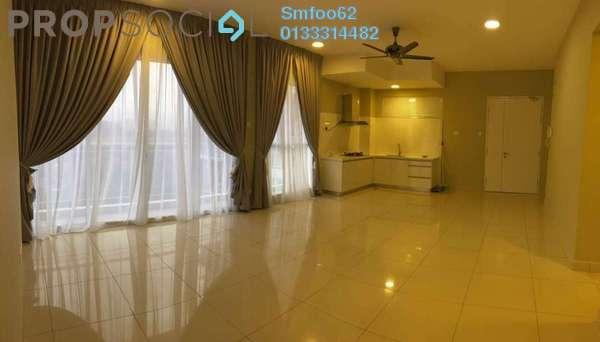 For Sale Condominium at Duet Residence, Bandar Kinrara Freehold Semi Furnished 3R/2B 600k
