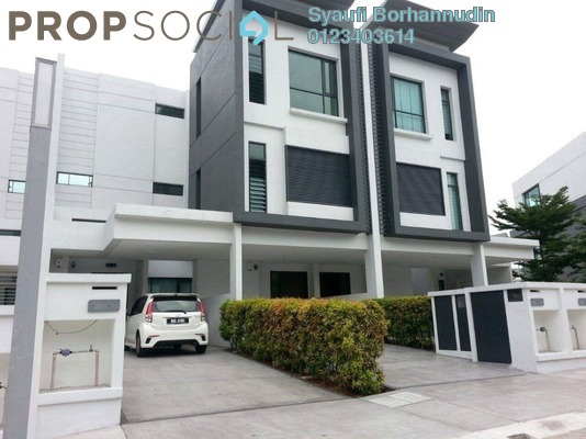 Townhouse For Sale in Sunway Montana, Melawati Freehold Unfurnished 6R/4B 1.3m