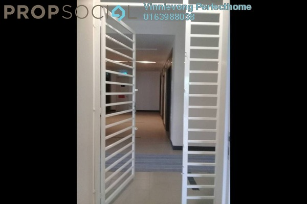 For Rent Condominium at Southbank Residence, Old Klang Road Freehold Semi Furnished 3R/2B 1.68k