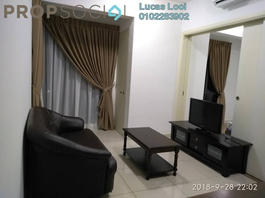Condominium For Rent in Sunway Geo Residences 2, Bandar Sunway Freehold Fully Furnished 1R/1B 2.5k