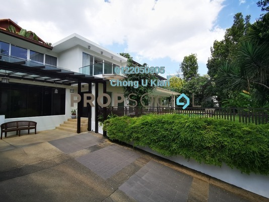 Bungalow For Rent in Damansara Heights, Kuala Lumpur Freehold Semi Furnished 6R/7B 18k