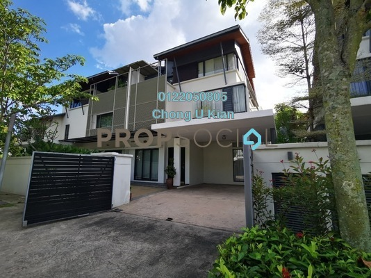 Semi-Detached For Rent in Idamansara, Damansara Heights Freehold Semi Furnished 5R/6B 10k