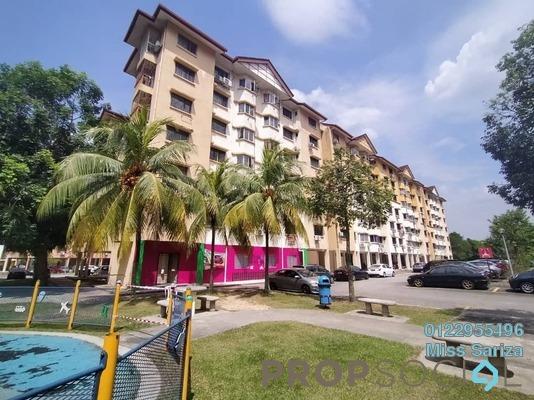 For Sale Apartment at Carlina Apartment, Kota Damansara Freehold Unfurnished 3R/2B 330k
