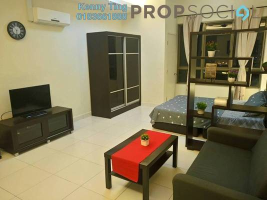 SoHo/Studio For Rent in Neo Damansara, Damansara Perdana Freehold Fully Furnished 0R/1B 1.6k