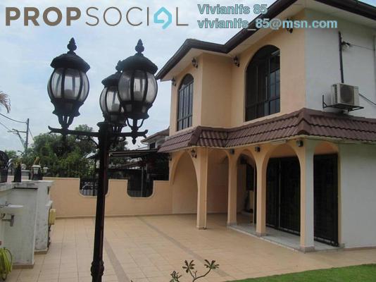 Terrace For Rent in Taman Bukit Maluri, Kepong Leasehold Semi Furnished 4R/3B 2.3k