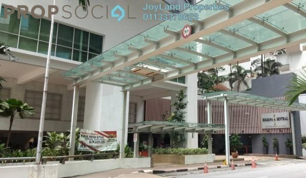 For Sale Condominium at Suasana Sentral Condominium, KL Sentral Freehold Semi Furnished 4R/2B 980k