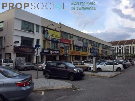 For Rent Shop at Taman Kuchai Jaya, Kuchai Lama Leasehold Unfurnished 0R/0B 19k